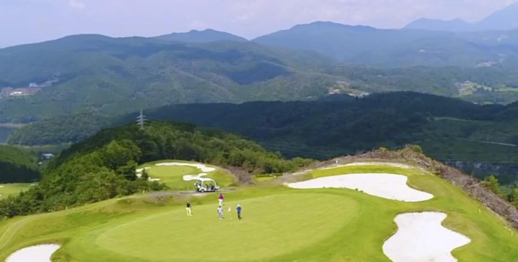 リンゴルフオープン主催 APP BANK様に動画を作成頂きました。