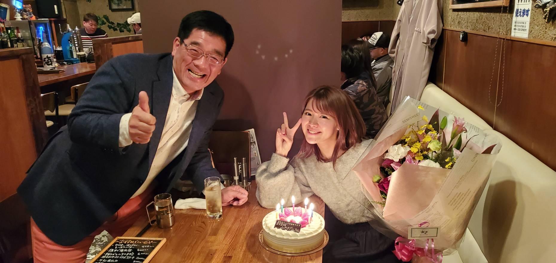 SKE48 山内 鈴蘭さん いわむらカントリークラブ会員になられました。