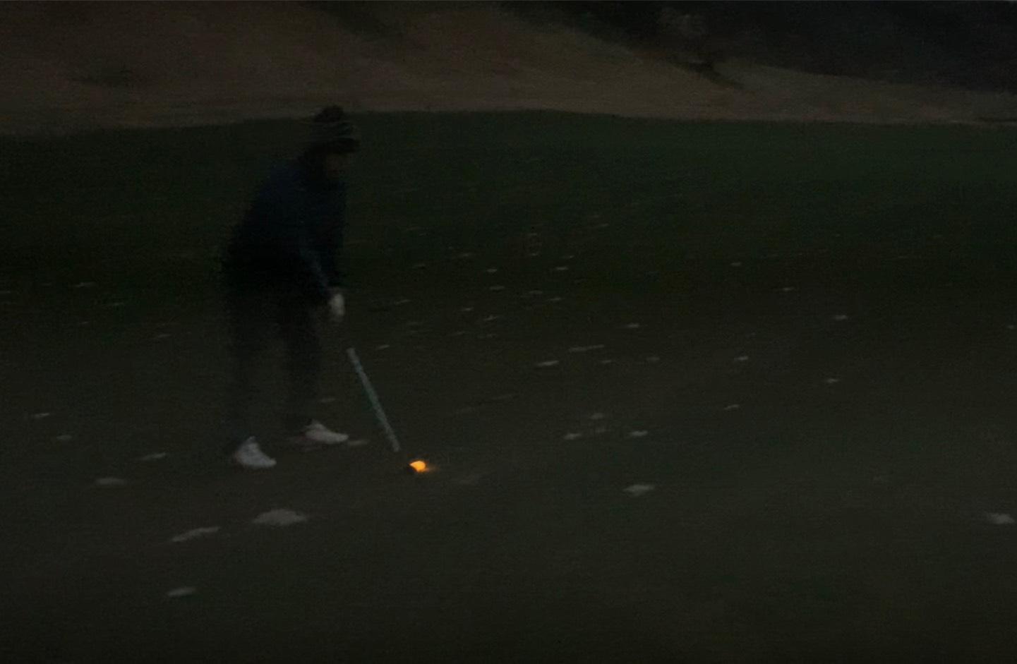 日没ナイトゴルフ!!